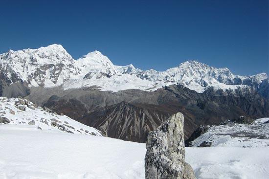 Gangala pass trek
