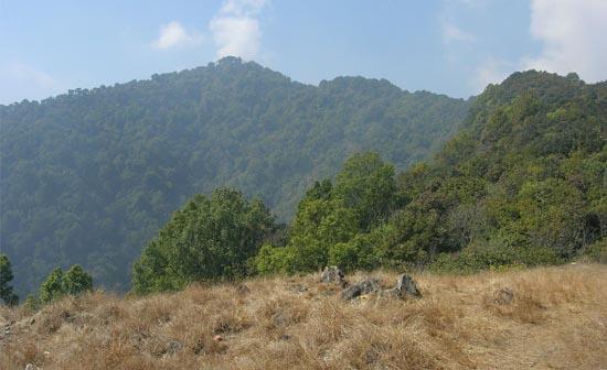 kathmandu jamacho day hike